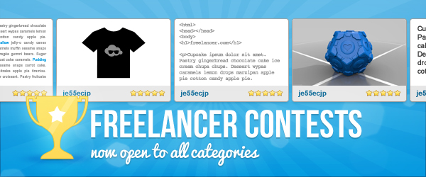 Freelancer contests extended