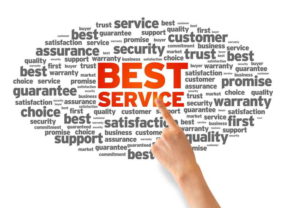 modelling customer satisfaction for business services essay